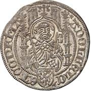 1 Weißpfennig - Adolph II. von Nassau – avers