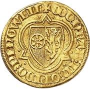 1 Goldgulden - Gerlach von Nassau – revers