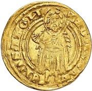1 Goldgulden - Adolph I. von Nassau – avers