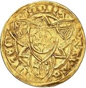 1 Goldgulden - Adolph I. von Nassau – revers