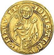 1 Goldgulden - Johann II. von Nassau – avers