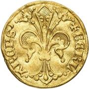 1 Goldgulden - Gerlach von Nassau – avers