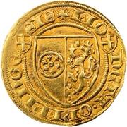 1 Goldgulden - Johann II. von Nassau (Bingen) – revers