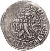 1 Groschen - Adolf II. von Nassau – avers
