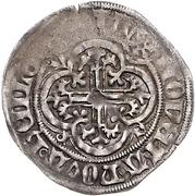 1 Groschen - Adolf II. von Nassau – revers