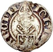 1 Dreiling - Johann II. von Nassau – avers