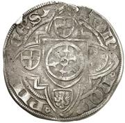 1 Weißpfennig - Konrad III. von Dhaun – revers