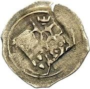1 Pfennig - Konrad II. von Weinsberg – revers