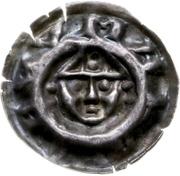 1 Brakteat - Heinrich III. von Virneburg – avers