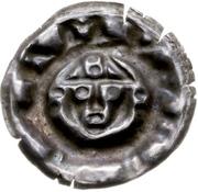 1 Brakteat - Heinrich III. von Virneburg – revers