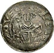 1 Pfennig - Siegfried III. von Eppstein – avers