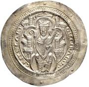 1 Brakteat - Konrad I. von Wittelsbach – avers