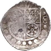 1 Pfennig - Wolfgang von Dalberg (Schüsselpfennig) – avers