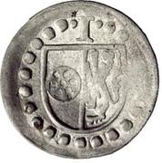 1 Pfennig - Jakob von Liebenstein – avers