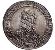 1 Thaler - Georg Friedrich von Greiffenclau zu Vollrads – avers