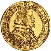 1 Ducat - Anselm Kasimir von Umstadt – avers