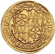 1 Ducat - Anselm Casimir von Umstadt – avers