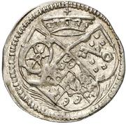 1 Albus - Anselm Franz, Freiherr von Ingelheim – avers