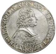 1 Thaler - Anselm Franz von Ingelheim (Peace) – avers