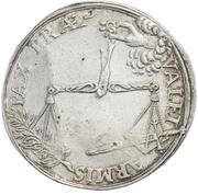 1 Thaler - Anselm Franz von Ingelheim (Peace) – revers