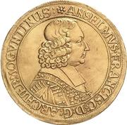 5 Ducat - Anselm Franz von Ingelheim – avers