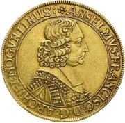 10 Ducat - Anselm Franz von Ingelheim – avers
