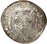 15 Kreuzer - Anselm Franz von Ingelheim – revers