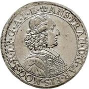 60 Kreuzer - Anselm Franz von Ingelheim (Sortengulden) – avers