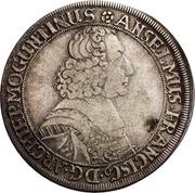 1 Thaler - Anselm Franz von Ingelheim – avers