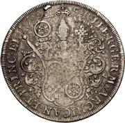 1 Thaler - Anselm Franz von Ingelheim – revers