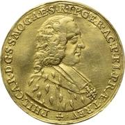 2 Ducat - Philipp Karl von Eltz-Kempenich – avers