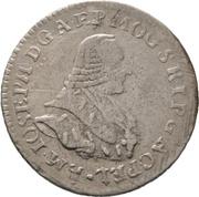 10 Kreuzer - Emmerich Josef von Breitenbach (Konventionskreuzer) – avers