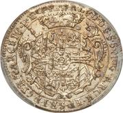 1 Groschen - Franz Ludwig (Mort de Franz Ludwig) – avers