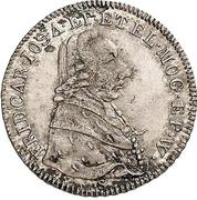3 Kreuzer - Friedrich Karl Joseph von Erthal – avers