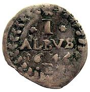 1 albus Anselm Casimir – revers