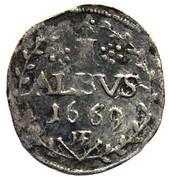1 albus Johann Philipp von Schönborn – revers
