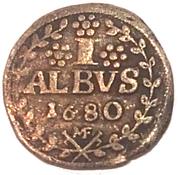 1 Albus - Anselm Franz von Ingelheim – revers