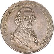 1 Taler - Friedrich Karl Joseph – avers