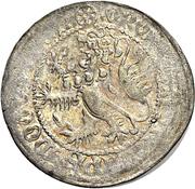 1 Groschen - Johann II. von Nassau – revers