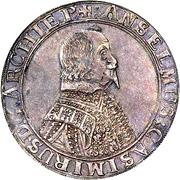 1 Thaler - Anselm Casimir Wamboldt von Unstädt – avers