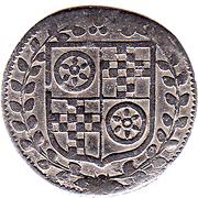 2 albus Anselm Franz von Ingelheim – avers