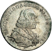20 Kreuzer - Emmerich Joseph von Breitbach-Bürresheim (20 Konventionskreuzer) – avers