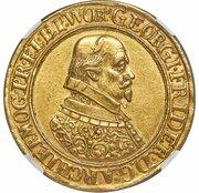 10 ducat Georg Friedrich de Greiffenclau zu Vollrads -  avers