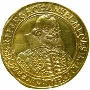 1 ducat -Anselm Casimir Wambolt de Umstadt – avers