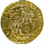 1 ducat -Anselm Casimir Wambolt de Umstadt – revers