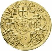 1 goldgulden Wolfgang de Dalberg – revers