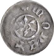 1 Pfennig - Gerlach von Nassau – revers