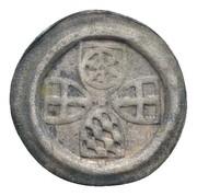 1 Pfennig - Adolph II. von Nassau – avers