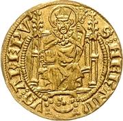 1 Goldgulden - Adolf I. von Nassau (Bingen) – avers