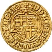 1 Goldgulden - Adolf I. von Nassau (Bingen) – revers